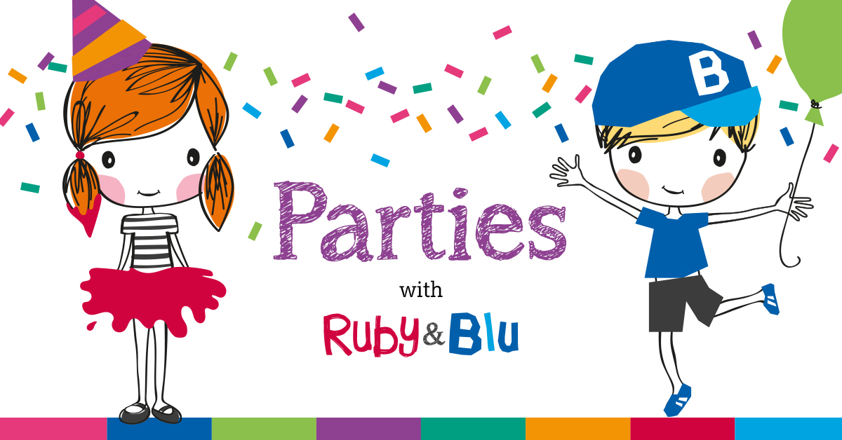 Parties with Ruby & Blu